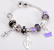 Silver Plated Fashion Bracelet