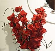"""49.2 """"l conjunto de 1 nobile flores de resina Hyacinth de arte elevada pe"""