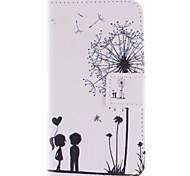 Samsung Handy - Samsung Galaxy Core-4G G3518 - Hüllen (Full Body) - Grafik PU Leder )