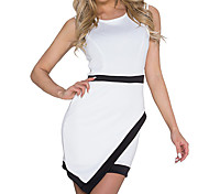 Elegant Lady Simple Style Night Club Uniform