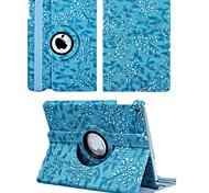 iPad Air 2 compatible Graphic/Special Design PU Leather 360⁰ Cases/Smart Covers