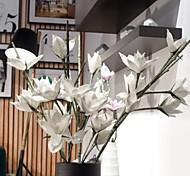 "39.4""L Set of 1 Nobile Mangnolia High Art PE Resin Flowers"