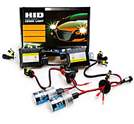 12V 55W H7 Hid Xenon Conversion Kit 15000K