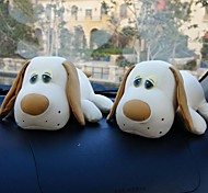 Air Freshener House&Car Bamboo Charcoal Package Bag (Big Nose Dog Doll) 2pcs