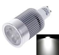 ZIYU GU10 10W 900LM 6500K White Light COB 5-LED Lamp Bulb (85~265V)