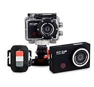ricco sport hd movimento funzione di supporto fotocamera wifi 1080p hd fotocamera sport 8.0 mega pixel