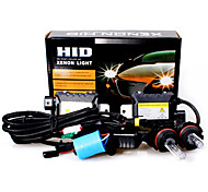 12V 35W 9004 Hid Conversion Kit Xénon 6000K