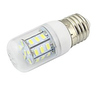1pcs  E26/E27 7W 27SMD 5730 648 LM 2800-3500K K Warm White Corn Bulbs DC 12 V