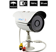 IR Camera Day/night waterproof indoor / outdoor CCTV camera 36pcs-IR Leds Surveillance Bullet Night Vision 700TVL