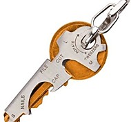 Practical First Key Clip Hooks to Multifunctional Tool Open Wine Universal Combination Tool