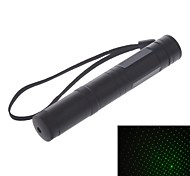 JD-851 Green Laser Pointer (5MW, 532nm, 1x16340, Black)