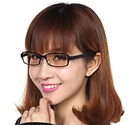 HORIEN Rectangle Full-Rim Computer Eyeglasses