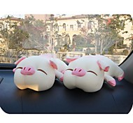 Air Freshener House&Car Bamboo Charcoal Package Bag (PIG Doll) 2pcs