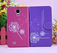 Samsung S4 I9500 - Custodie integrali Cellulari Samsung ( Bianco/Porpora/Rosa vivo , Cuoio )