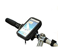 Qianjiatian®Bike phone support Motorcycle apple 5/ 5 s samsung note3 mobile phone waterproof bag stand
