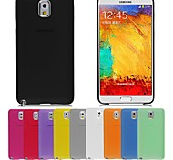 BIG D 0.3mm Ultra Thin Matte Back Cover for Samsung Galaxy Note 3 N9000(Assorted Colors)