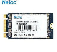 Netac® N5N 60GB M.2 NGFF 6Gb/s MLC Solid State Drive SSD Up to 537MB/s Read; 441MB/s Write (ATTO)