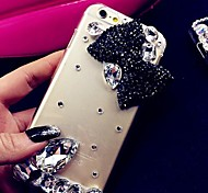 LADY The  Butterfly Style  with Diamond Frame for iPhone 5/5S