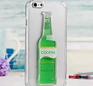 iPhone 5/iPhone 5S - Cover-Rückseite - Spezielles Design/Transparent Kunststoff )