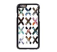 X Design Aluminum Hard Case for iPhone 6