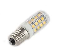 1pcs e14 3w 280lm 5500-6000K 35x2835 SMD weißes Licht Maislicht (ac 220-240V)