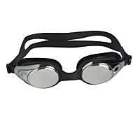 LianSan Impact Resistant Round Swimming Sports Goggles