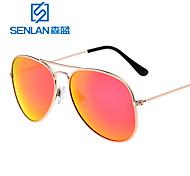 Sunglasses Men / Women / Unisex's Classic / Lightweight Flyer Red / Blue / Olive Sunglasses Full-Rim