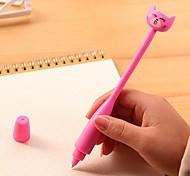 Bonito/Negocios/Multifunción - Silicona - Bolígrafos