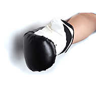 Winmax® Outdoor Black PU Junior Boxing Gloves (Wegiht:6-8 oz)