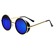 liga anti-reflexo rodada óculos de sol retros