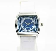 Women's Analog Alloy Case Square Dial PU Band Japanese Quartz Watch Women's Watch Women Fashion Watch Gift Watch