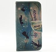 Peter Pan Muster der Inneren gemalt Karten für Samsung-Galaxie s6