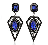 Bohemian Inverted Triangle Retro Earrings