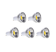 5 pcs Bestlighting GU10 5 W  COB 450 LM  PAR Dimmable Par Lights AC 220-240 V