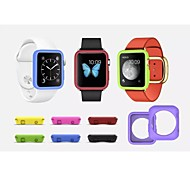 Apple Watch TPU Transparent Case for 42mm