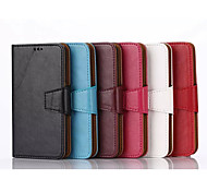 Leather Stripe Two-in-One PU Leather Full Body Case for Samsung Galaxy S6(Assorted Colors)