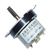 Dc 40mm 12v 50 rpm del motor reductor eléctrico de alta torsión