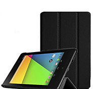 Google Nexus 7 2013 Case, Smart Cover With Auto Wake / Sleep for Google Nexus 7 2013 (2nd Gen FHD) Tablet