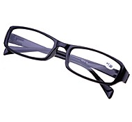 Free Lenses Acetate Rectangle Full-Rim Classic Reading Eyeglasses