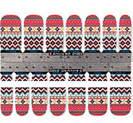 Ultra-Thin Nail Stickers Nail Stick Decals Patch-1003