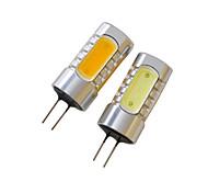 LiyangTop G4-6D 7.5W 350LM 7000K White LED Light Bulb(DC 12V)
