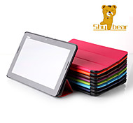 "Shy Bear™ Leather Cover Stand Case for Asus Transformer Pad TF303CL 10.1"" Tablet"