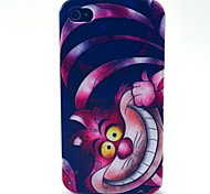 Dude Pattern TPU Soft Case for iPhone 4/4S