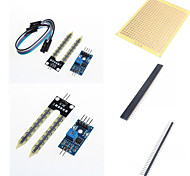 Soil Hygrometer Detection Module and Accessories for Arduino