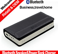 Besteye® X10 Power Bank and Business Portable Stereo Bluetooth Speaker Wireless Play  Bluetooth Micro SD Aux PC Speaker