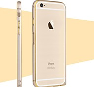 Transparent Waterproof Back Cover Case for iphone 6