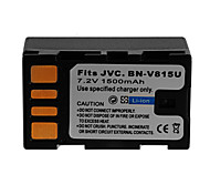 1500mAh Camera Battery Pack for JVC BN-VF815
