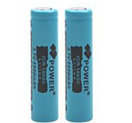 Batteria - Ioni di litio 18650 - 5500mAh - ( mAh )