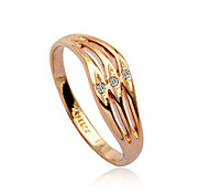 Lureme®Fashion Crystal Ring