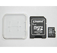Original Kingston Digital 32 GB Class 10 Micro SD SDHC And The Memory Card And The Memory Card Adaptor Box